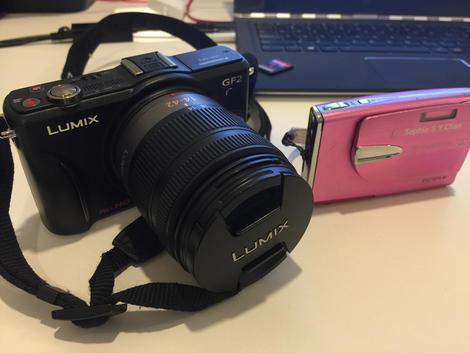 Sophie's cameras