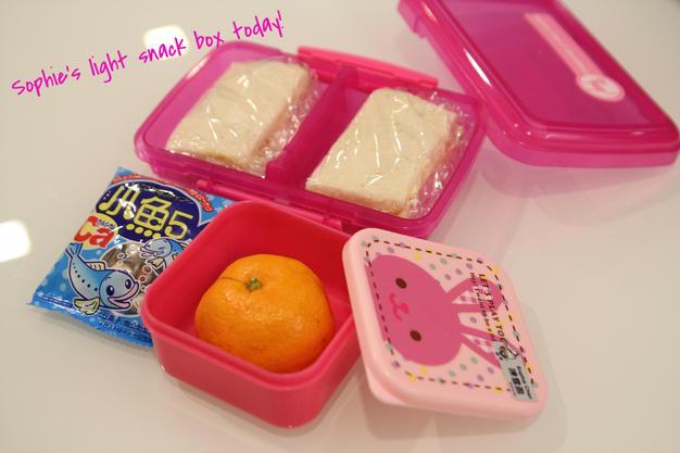 light snack box on 9th January 2017