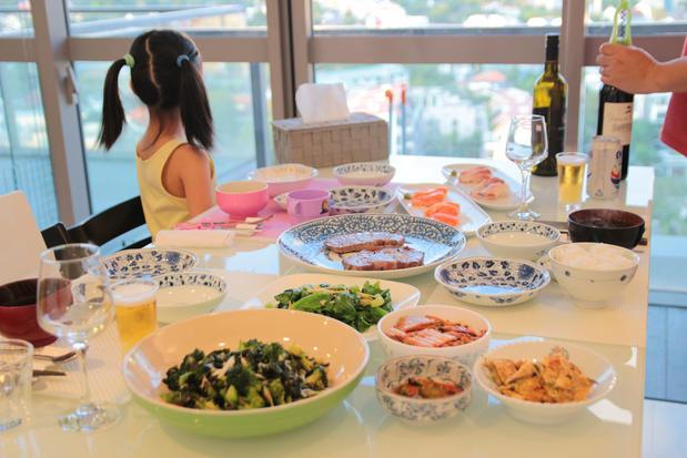 Dinner on 23DEC2015